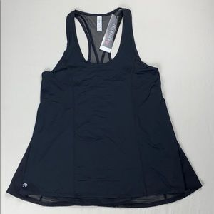 Athletic Tank with Dual Layer Mesh Back